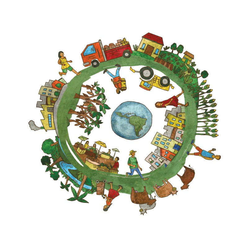 IV Foro Andino Amazónico: Presentaciones
