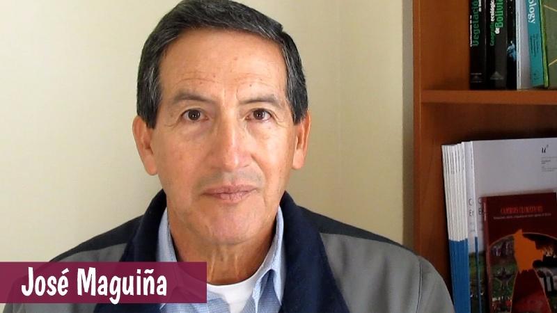El docente José Maguiña del Curso Virtual de Planificación habla sobre la experiencia del curso.