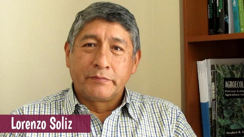 El docente Lorenzo Soliz del Curso Virtual de Planificación habla sobre la experiencia del curso.